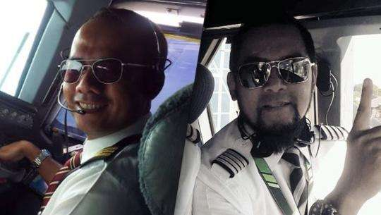 pilot indonesia diduga isis