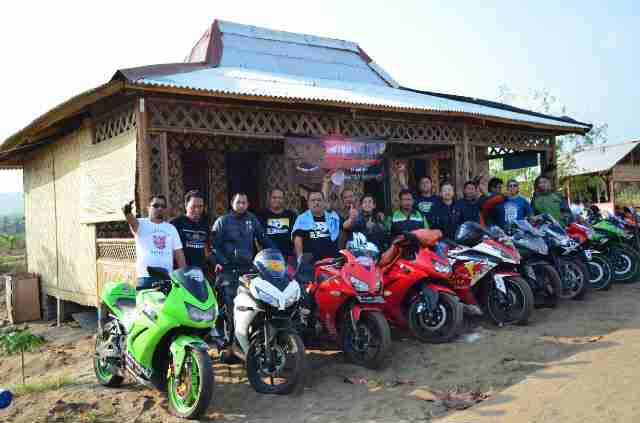 Citra Bikers Community touring