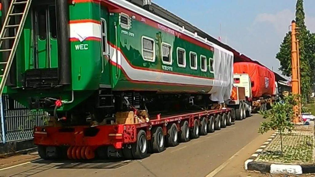 Kereta Buatan INKA Madiun Laris Diborong Thailand hingga Australia