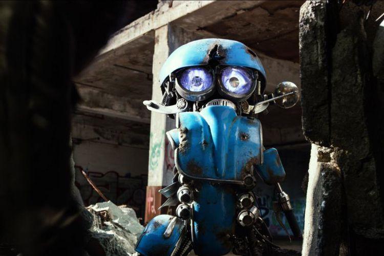 Sqweek Autobots