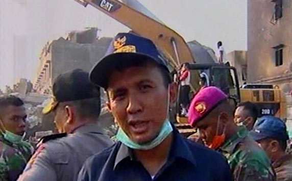 Gubernur Sumut Ucapkan Bela Sungkawa atas Jatuhnya Pesawat Hercules