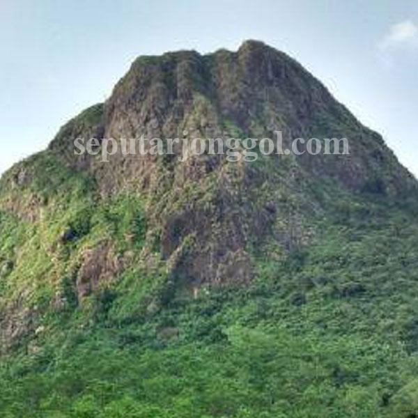 Gunung Batu Jonggol Jadi Buruan Pendaki
