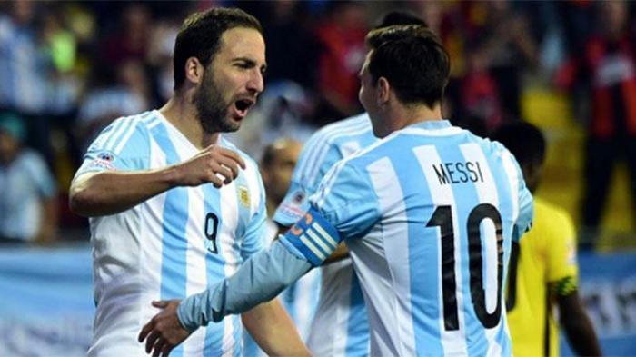 Argentina Menang 6-1 Lawan Paraguay Tanpa Gol Messi