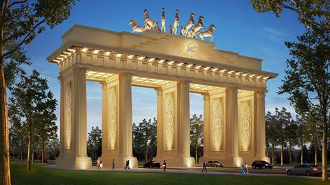 Ini Biaya Brandenburg Gate Ala Citra Indah City