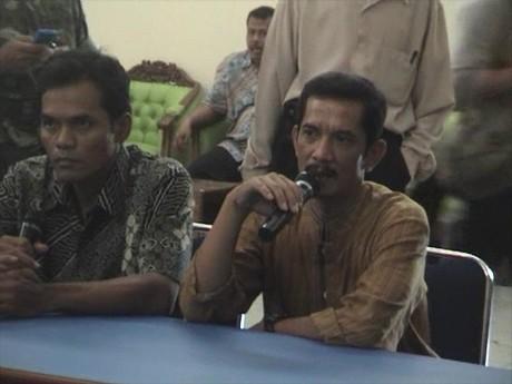 """Geger """"Syahadat Bogor"""", Ketua Pajajaran Panjalu Siliwangi Diusir Warga Cariu"""