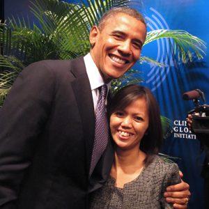 Ima Matul Maisaroh: Kabur dari Rumah hingga jadi Staff Obama