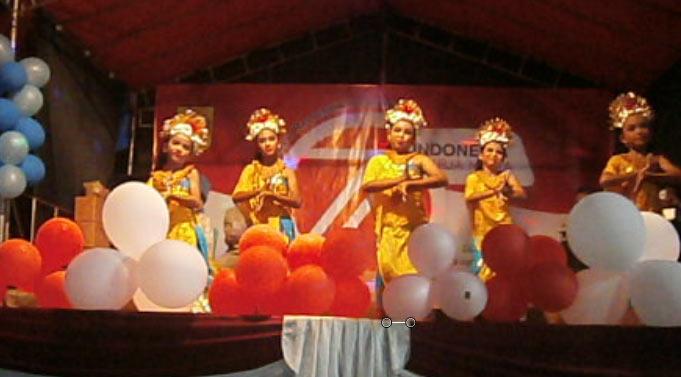 hut kemerdekaan RI Bukit Pinus Citra Indah City