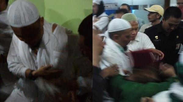 Dikabarkan Terluka, Ustaz Arifin Ilham: Saya Sehat