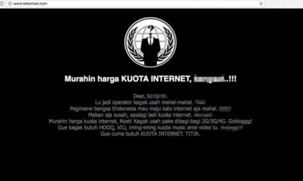 Situs Telkomsel Di-Hack, Berisi Keluhan Tarif Internet Mahal