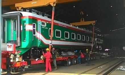 Kereta Buatan Madiun Laris Diborong Thailand hingga Australia