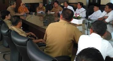 Presidium Bogor Timur Temui Bupati Bogor Bahas Masalah Infrastruktur di Bogor Timur