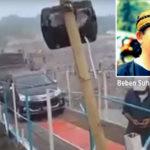 Pasca Amblasnya Jembatan Cipamingkis, Warga 3 Kampung Berswadaya Bangun Jembatan Alternatif