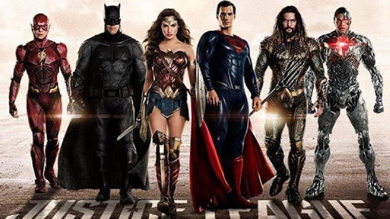 Joss Whedon Gantikan Zack Snyder dalam 'Justice League'