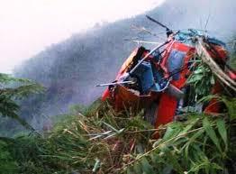 Kronologi Jatuhnya Helikopter Basarnas di Temanggung