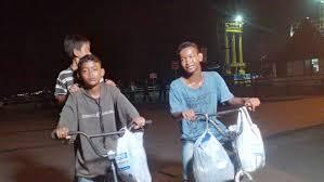 3 Anak Tempuh Rute Palembang ke Ciledug Tangerang Demi Bertemu Ibunya