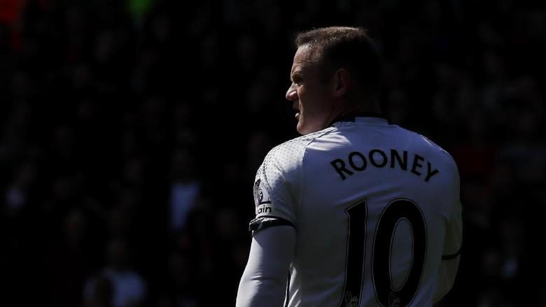 Rooney Balik ke Everton setelah Hengkang dari MU