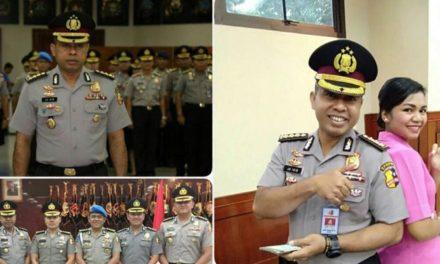 Cerita di Balik Pengangkatan Kombes Johnny Edizon Isir, Polisi Asal Papua Ajudan Jokowi