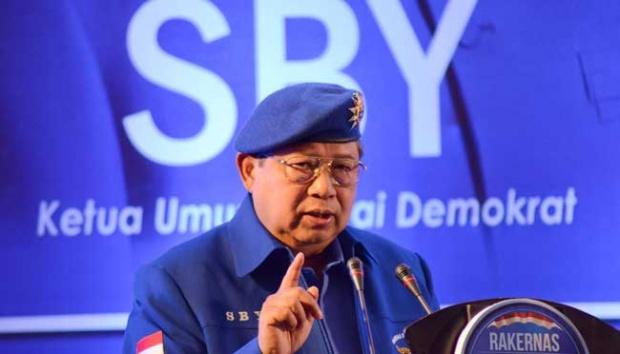 Ini Alasan SBY Tak Hadiri Sidang Tahunan dan Upacara 17 Agustus