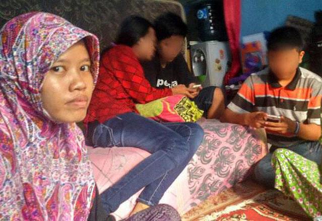 Sangkaan dan Sangkalan Tersangka Order Fiktif Go Food Sugiarti
