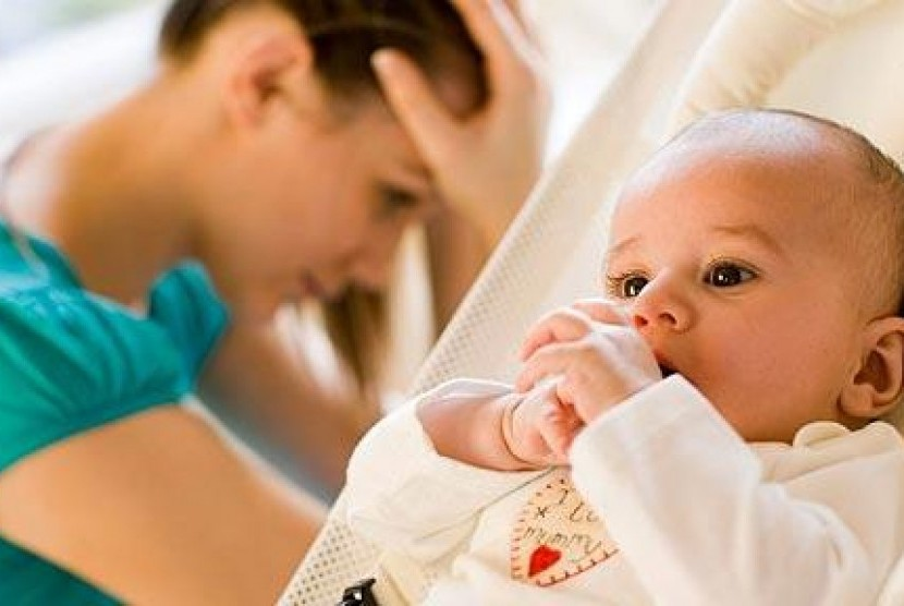 Ini Cara Agar Ibu Segera Lepas dari Baby Blues