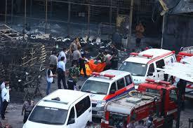 Gudang Mercon di Tangerang Meledak, Puluhan Orang Meregang Nyawa