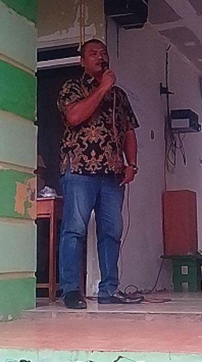 Imam Susilo - Ketua RW09 terpilih (Foto: Ovan Taufik)