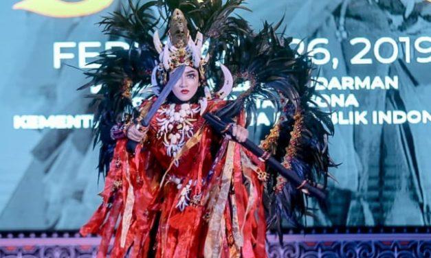 Jember Fashion Carnaval 2019 Usung Tema Tribal Grandeur