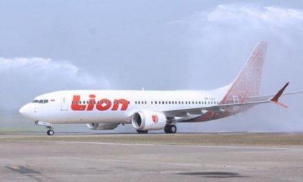 Boeing 737 MAX Milik Lion Stop Terbang di Thailand