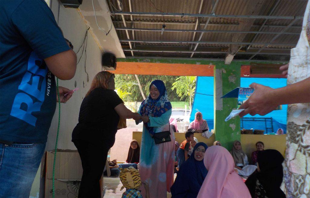 Jonggol - Acara Halal Bi Halal Cluster Bukit Rasamala Citra Indah City