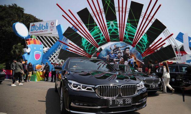 Ini Penampakan Terbaru Mobil Resmi Indonesia Open 2019