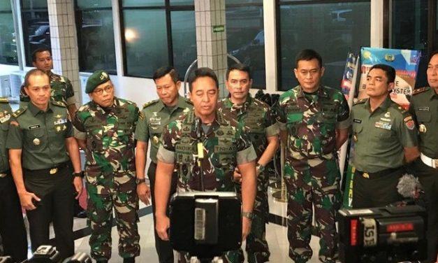 Istri Posting Nyinyir tentang Wiranto, Dandim Kendari Dicopot dan Ditahan