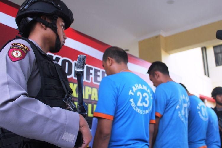 Pencuri 360 Boks Masker di RSUD Pagelaran Cianjur Akhirnya Ditangkap Polisi