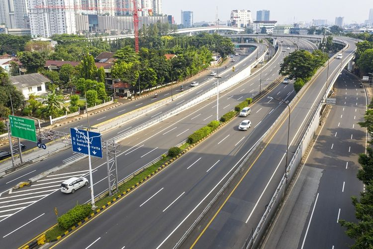 Simak Lokasi Lengkap Razia Kendaraan Saat PSBB Jakarta