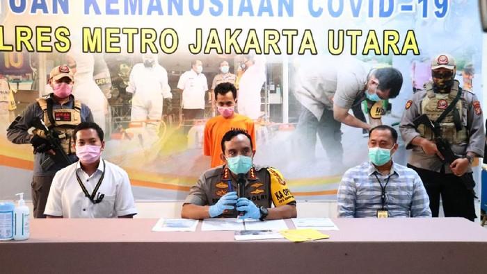 Tak Ada Kapoknya, Lagi Lagi Seorang Pemuda Ditangkap Karena Hina Jokowi