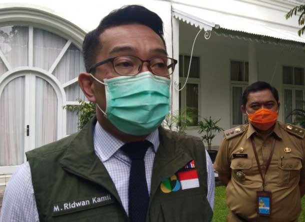 Ridwan Kamil: Pelanggar PSBB Dicatat sebagai Pelanggar Hukum di SKCK