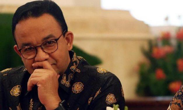 Anies Baswedan Janji Tak Perpanjang PSBB, tapi Ada Syaratnya