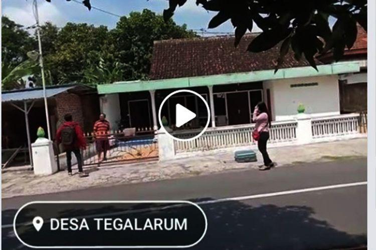 Di Balik Video Viral Bapak Tutup Pintu karena Takut Virus Corona Saat Anaknya Mudik