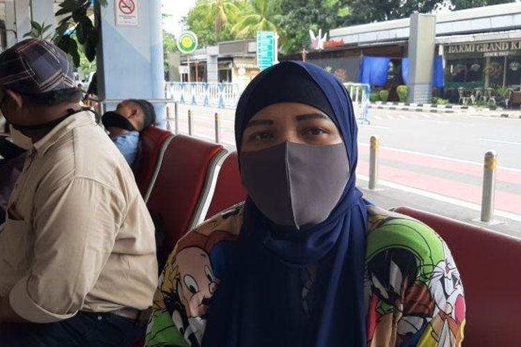 Cerita Perantau Asal Padang Berhasil Meninggalkan Jakarta Hari Pertama Larangan Mudik