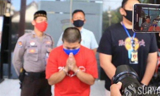 "Pelesetkan Lagu ""Aisyah Istri Rasulullah"", Pemuda Asal Surabaya Menangis Sambil Minta Maaf"
