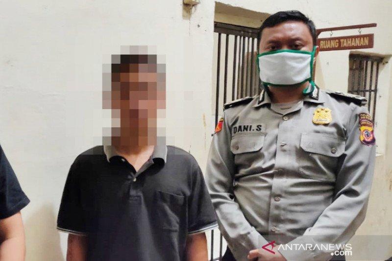 Sebelum Lakukan Pemukulan, Pemuda Ngamuk Karena Tak Mau Pakai Masker di Jonggol Pura-Pura Minta Maaf