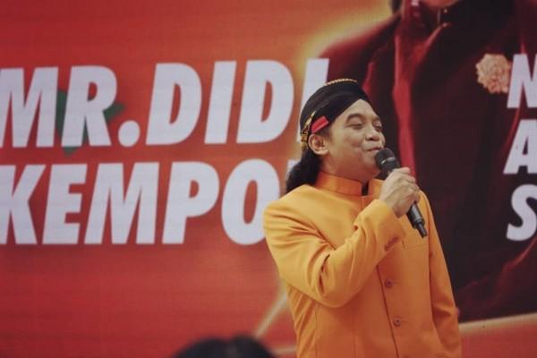 Sebelum Meninggal, Didi Kempot Kumpulkan Miliaran Rupiah dari Konser Amal