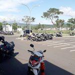 Suasana Citra Indah City H+1 Lebaran 2020