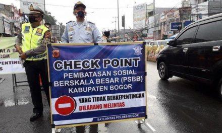 Pelanggar PSBB di Bogor Dihukum Baca Alquran