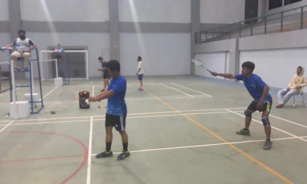 PB Kadus V Kembali Memetik Kemenangan di Kejuaraan Bulu Tangkis Kades Cup I Desa Singajaya