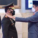 Listyo Sigit Prabowo Jadi Kapolri Gantikan Idham Azis