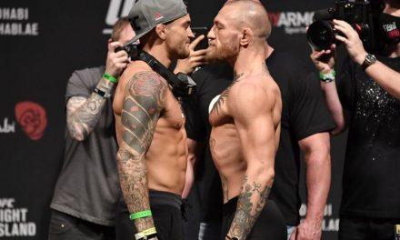 UFC 257, Dustin Poirier Bungkam Mulut Besar Connor McGregor