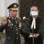 Ini Delapan Janji Kapolri Baru Jenderal Listyo Sigit Prabowo