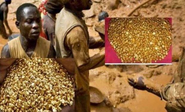 Ditemukannya Gunung Emas di Kongo, Benarkah Ini Pertanda Dekatnya Kiamat?