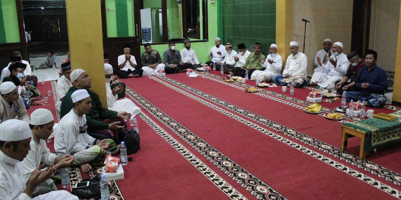 Ma'ruf Amin Hadiri Acara Isra Mi'raj dan Malam Nifsu Sya'ban di Masjid Al-Amanah Bukit Rasamala Citra Indah City Jonggol