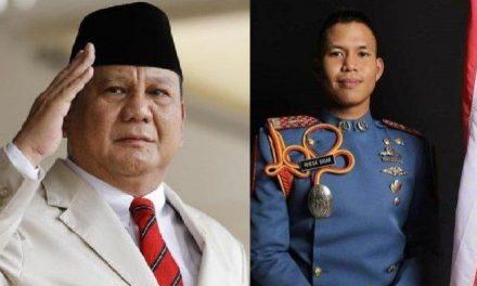 Saudara Menhan Prabowo Subianto Ternyata Turut Gugur dalam KRI Nanggala-402
